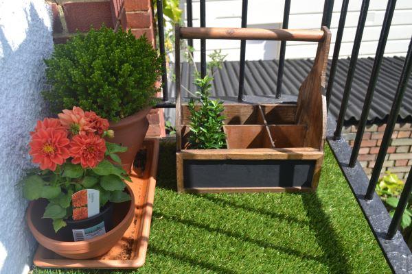 cỏ nhân tạo ngoại thất